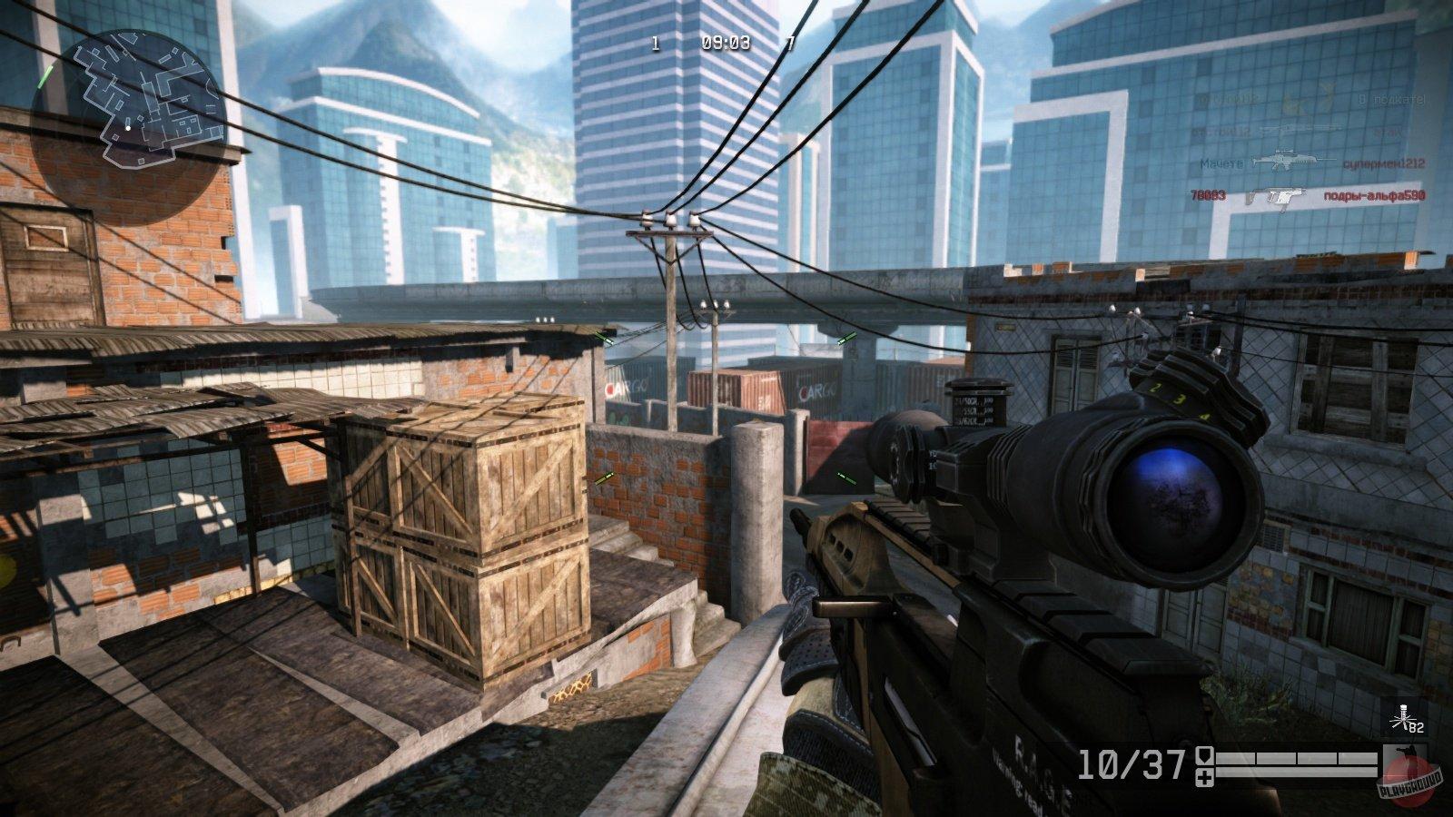 Пойдёт ли Warface? Проверить онлайн   GameTips