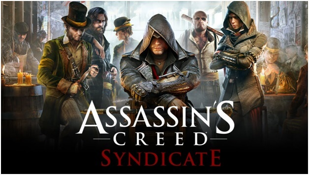 Assassin cread syndicate