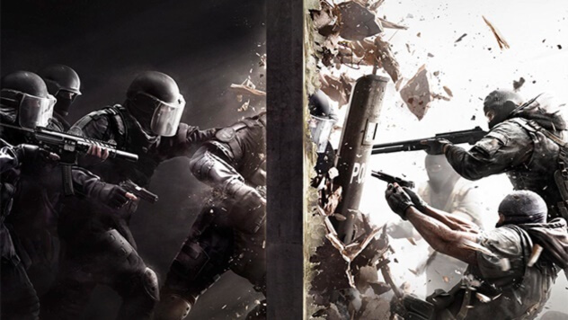 Tom Clancy's Rainbow Six: Siege – советы и тактика