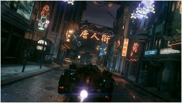 Batman: Arkham Knight – Бет-мобиль