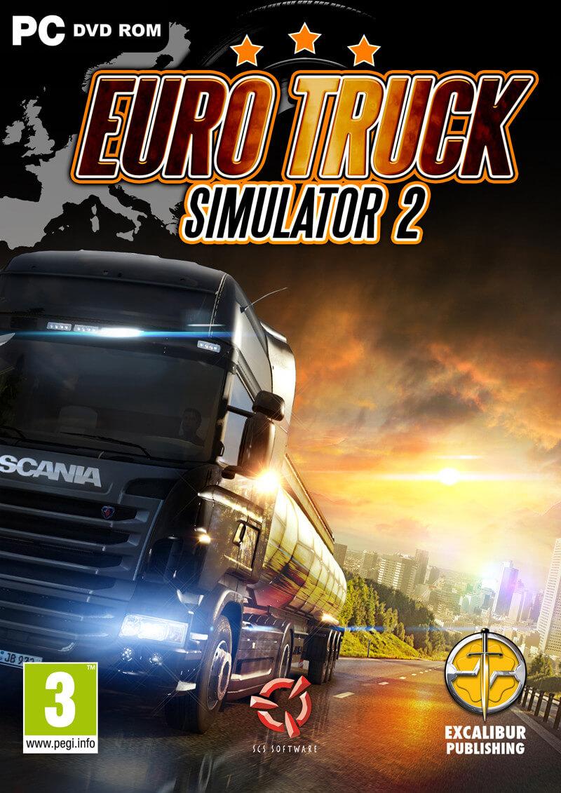 Euro Truck Simulator 2 скачать