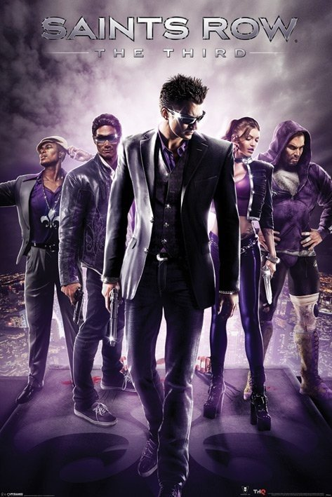 Saints Row: The Third - The Full Package (2011) PC | Repack By xatab